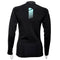 Apeks Thermiq Carbon Core Long Sleeve Rashguard Womens Rear | Scuba Leeds UK