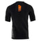 Apeks Thermiq Carbon Core Short Sleeve Rashguard Mens Rear | Scuba Leeds UK