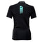 Apeks Thermiq Carbon Core Short Sleeve Rashguard Womens Rear | Scuba Leeds UK