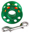 Apeks 30m Spool Green | Scuba Leeds UK