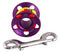 Apeks 15m LifeLine Spool in Purple | Scuba Leeds UK