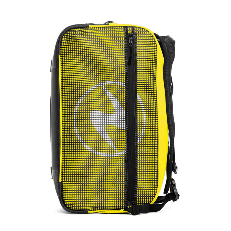 Aqua Lung Explorer II Duffle Pack in Yellow | Scuba Leeds UK