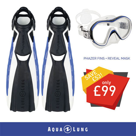 Aqua Lung Phazer Package | Scuba Leeds UK