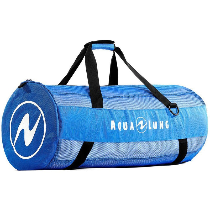 Aqua Lung Adventurer Mesh Duffle Bag Blue | Scuba Leeds UK