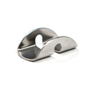 Stainless Steel D-Ring Holder (Taco)