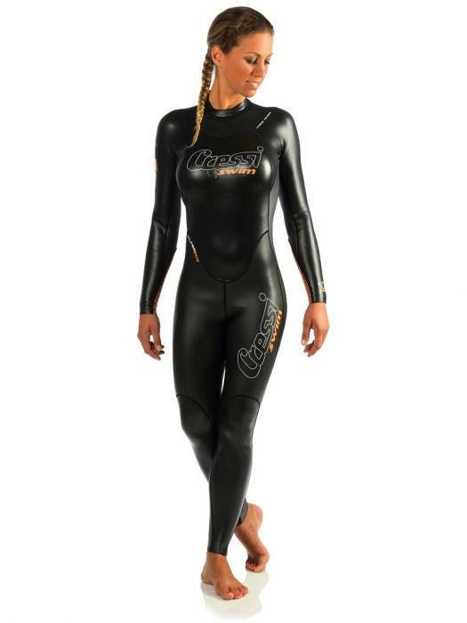 Cressi Triton Ladies 1.5mm Swimming Wetsuit
