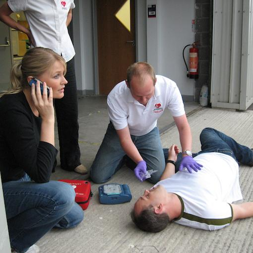Emergency First Response | Scuba Leeds UK