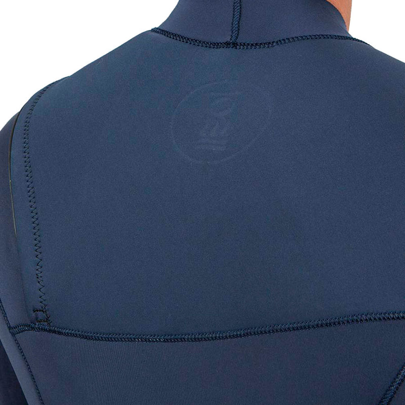 Fourth Element Surface Wetsuit Men's Back | Scuba Leeds UK