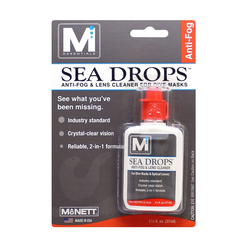 McNett Sea Drops Mask Defog | Scuba Leeds UK