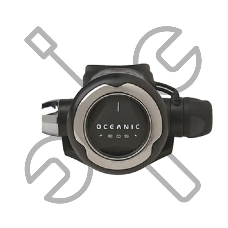 Oceanic Regulator Servicing | Scuba Leeds UK