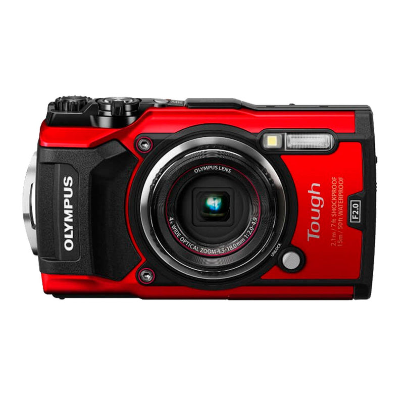Olympus TG5 Camera | Waterproof Cameras | Scuba Leeds UK