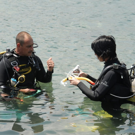 PADI IDC Staff Instructor | Scuba Leeds UK
