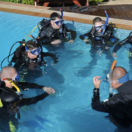 PADI Open Water Scuba Instructor | Scuba Leeds UK