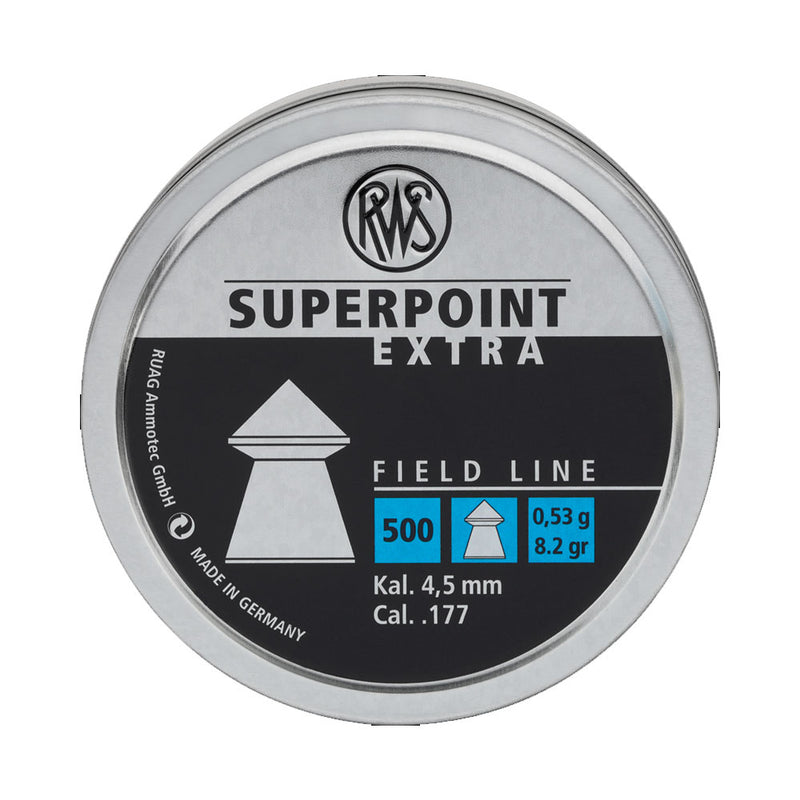 RWS Superpoint Extra .177 Pellets | Scuba Leeds UK