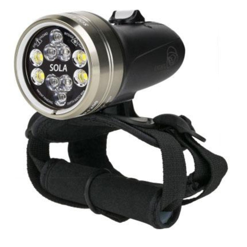 Light & Motion Sola Dive 2500 S/F Torch