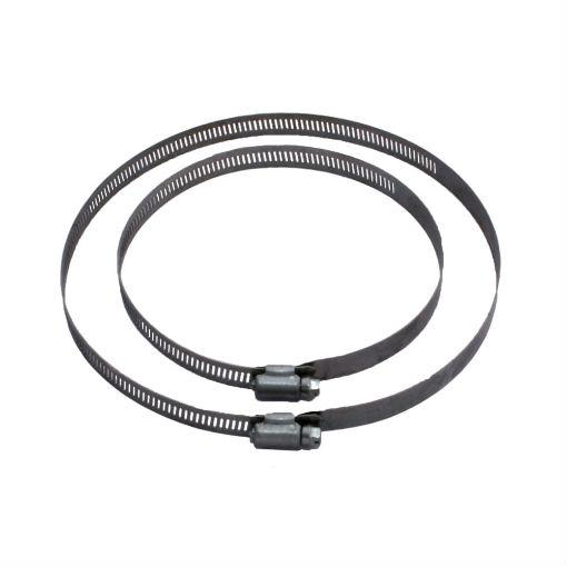 Stainless Jubilee Clamp 7ltr Cylinder | Scuba Leeds UK