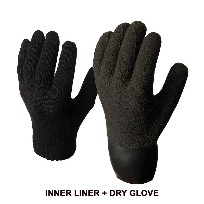 Waterproof Latex Dry Glove HD | Scuba Leeds UK