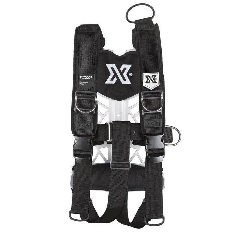 XDEEP NX Ultralight Backplate and Harness | Scuba Leeds UK