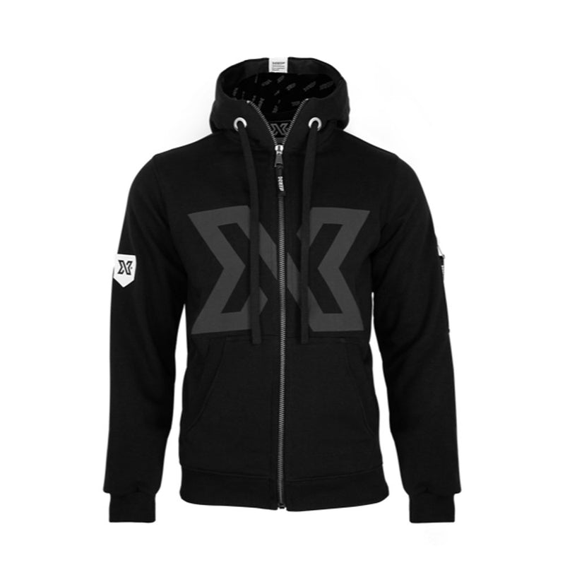XDEEP Signature Hoodie in Black | Scuba Leeds UK