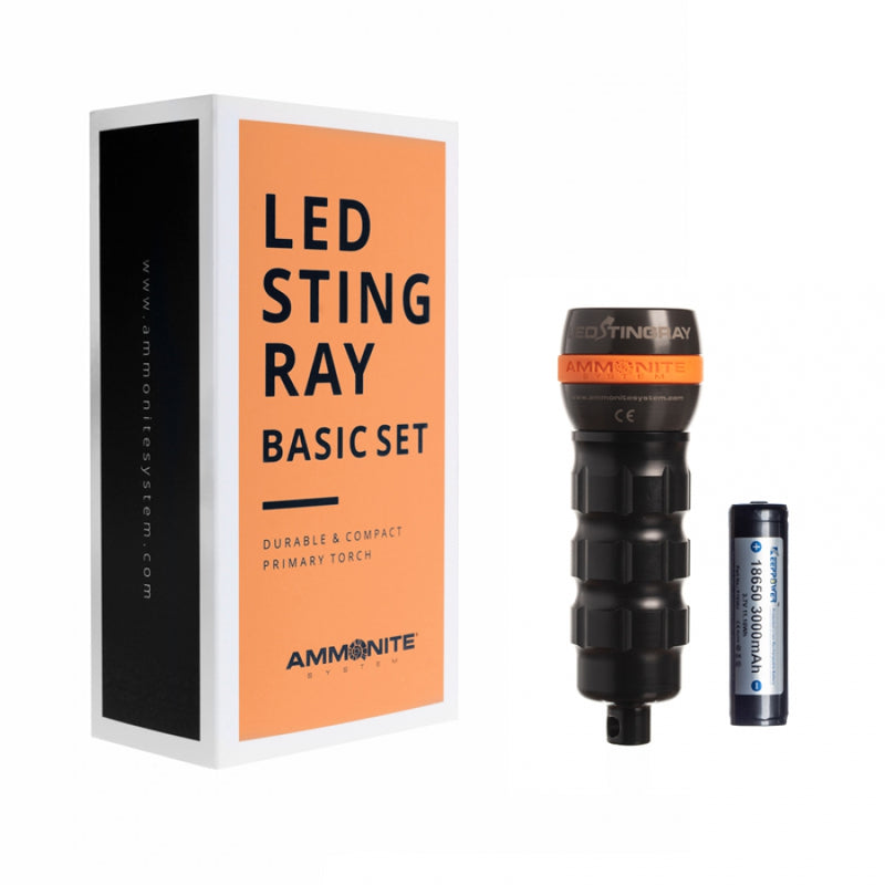 Ammonite System LED Stingray Basic Set