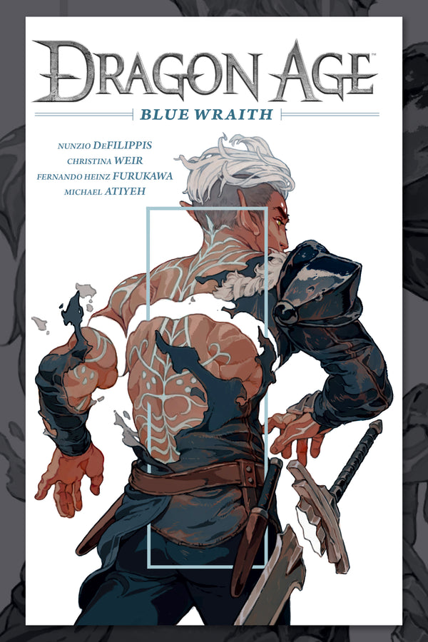 Dragon Age: Blue Wraith Hardcover