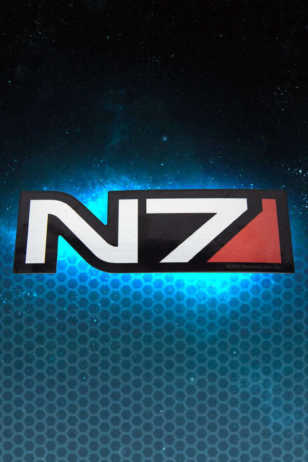 Mass Effect N7 Decal