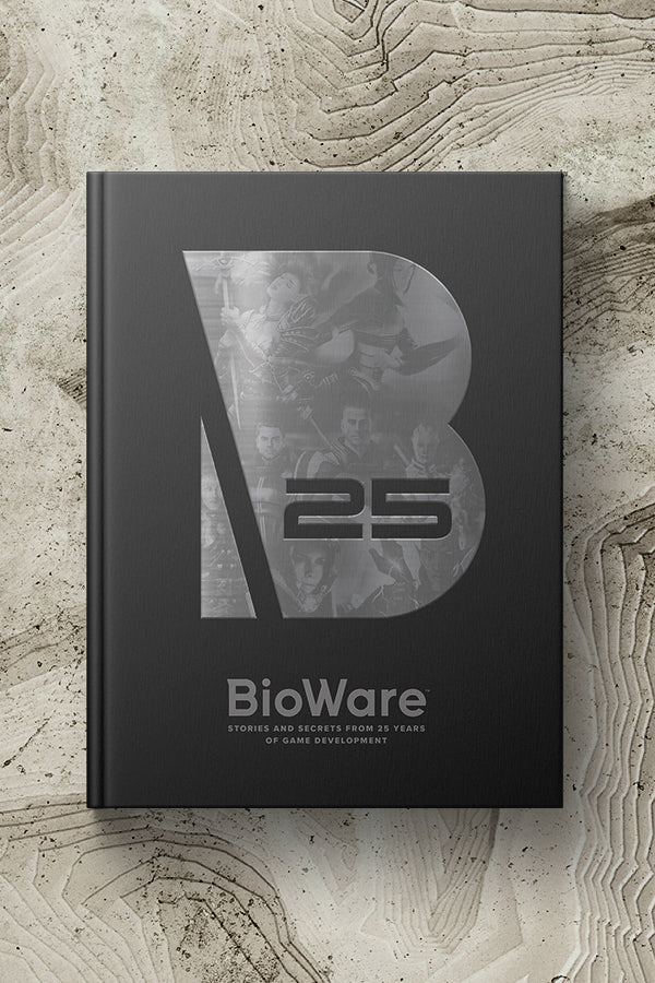 BioWare: Stories and Secrets from 25 Years of Game Development HC