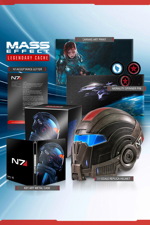 Mass Effect Legendary Cache - Wave One