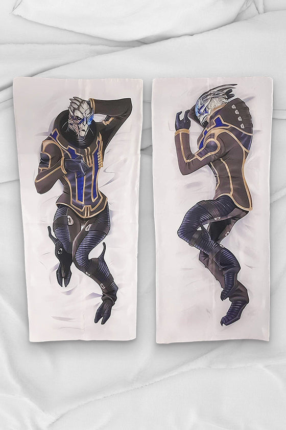 Garrus Body Pillow Case