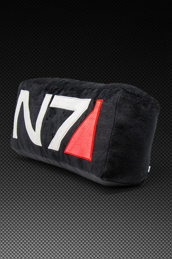 N7 Plush Pillow
