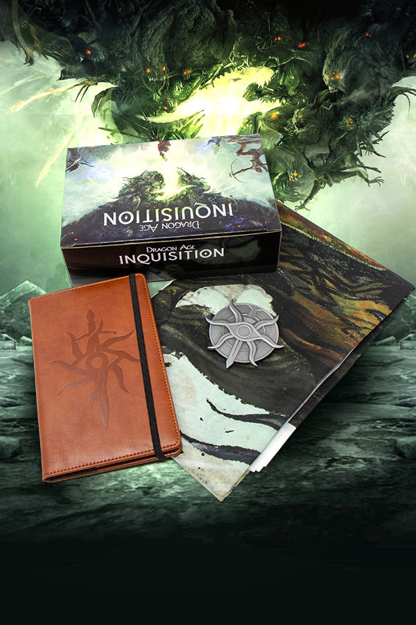 Dragon Age: Collectible Seeker Bundle