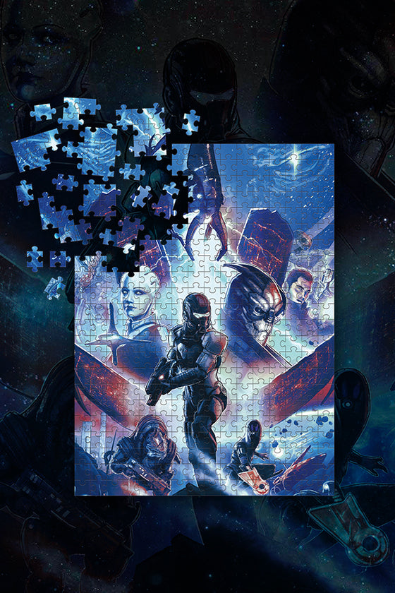 Mass Effect: Heroes Puzzle