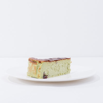 Matcha Burnt Cheesecake °C - CakeRush