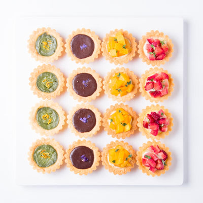 Assorted French Tarts - CakeRush