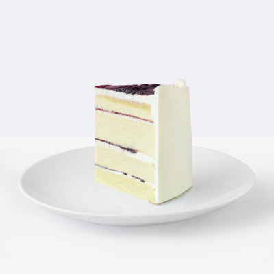 Blueberry Lemon Cake - CakeRush