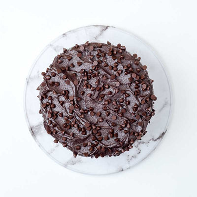 Heavenly Black Beauty Cake - CakeRush