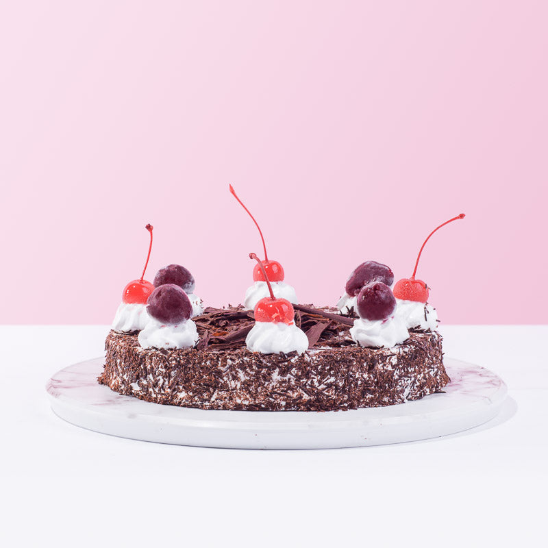Black Forest Ice Cream Cake - CakeRush