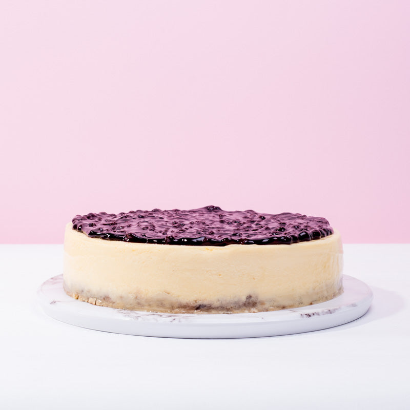 Bluberry Cheese Cake - CakeRush
