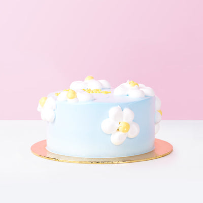 Blooming Blue - CakeRush