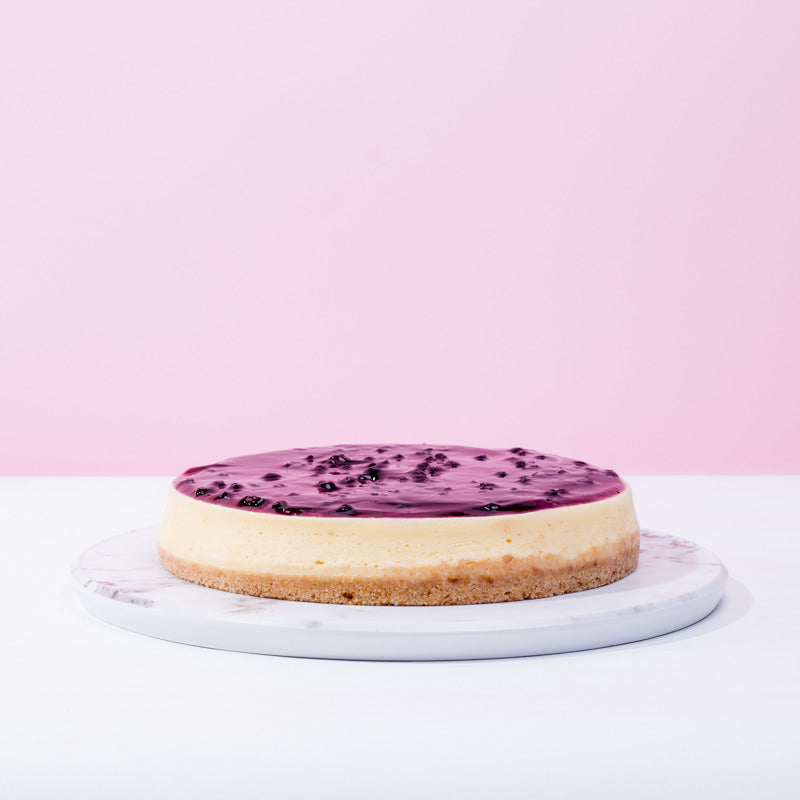 Blueberry Cheese Cake - CakeRush