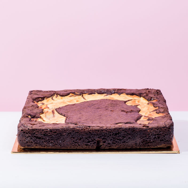 Brown Cow Brownie - CakeRush
