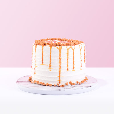 Butterscotch Cake - CakeRush