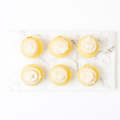Butterscotch Banana Cupcakes - CakeRush
