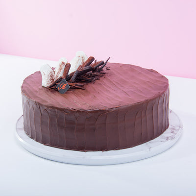 Chocolate Gateau Cake - CakeRush