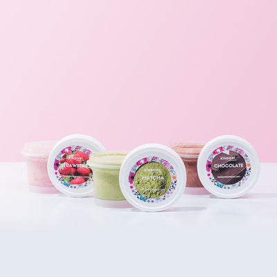 Cup Deluxe Pack - Ice Cream Cups - CakeRush