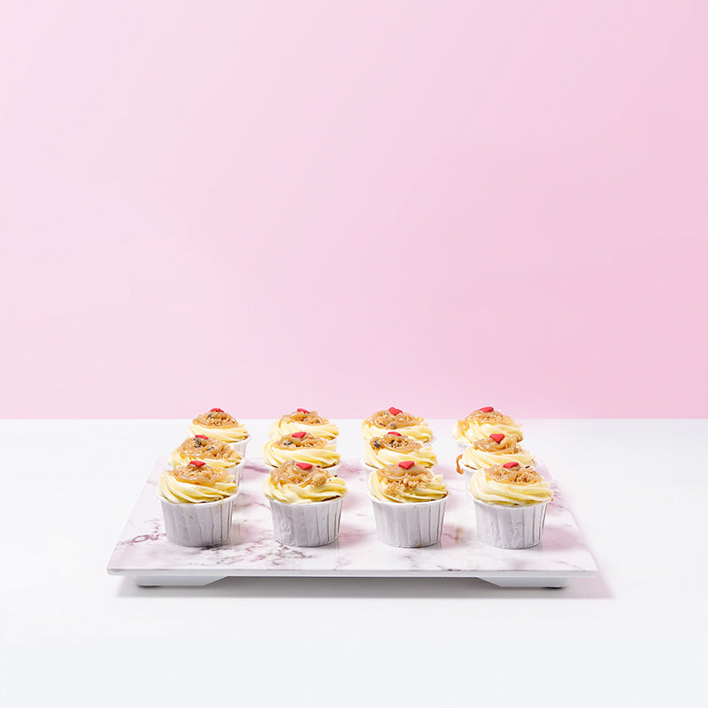 Butterscotch Cookies Cupcakes - CakeRush