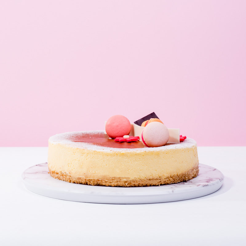 German Cheese Cake - CakeRush