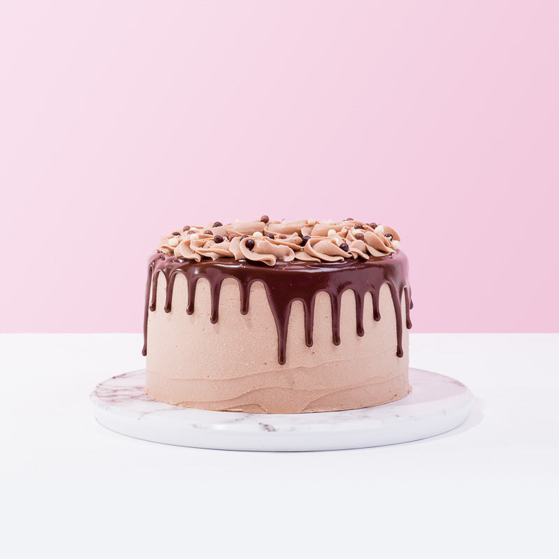 Heavenly Mocha Cake - CakeRush