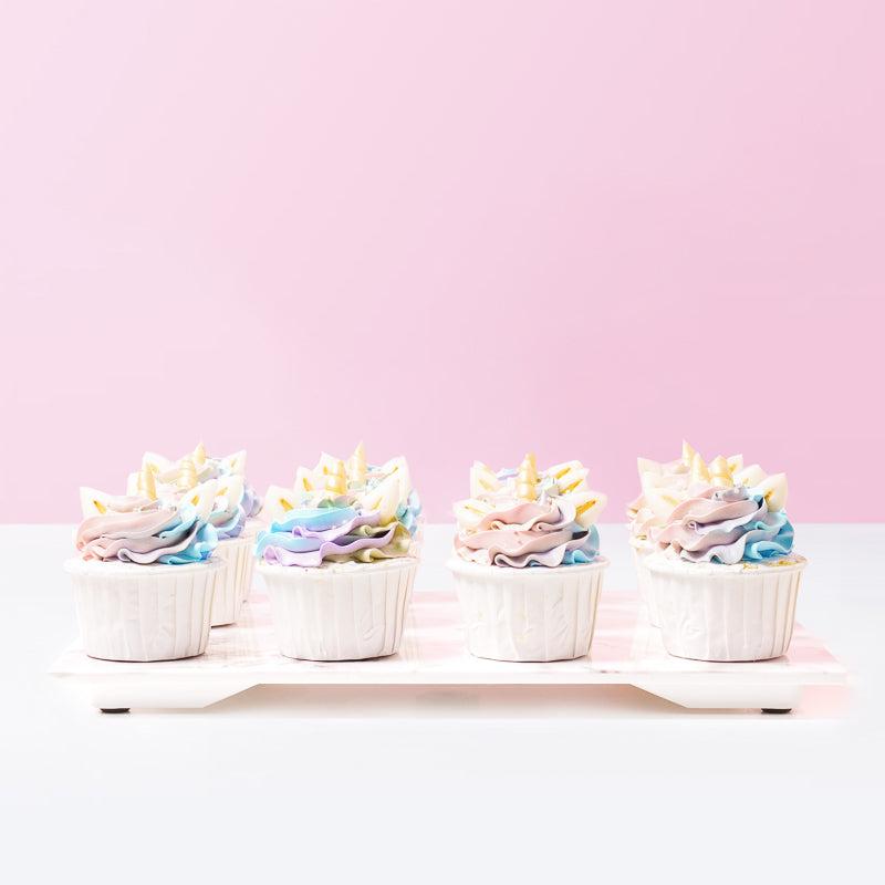Scrummy Unicorn Cupcakes (12 Pieces) - CakeRush