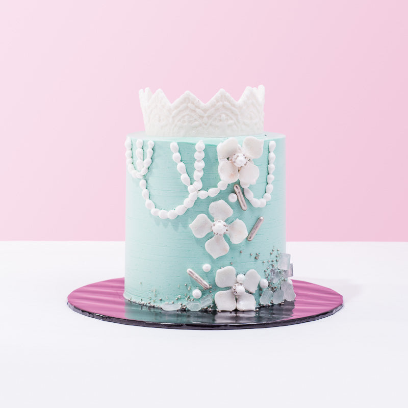 My Queen Tiffany - CakeRush